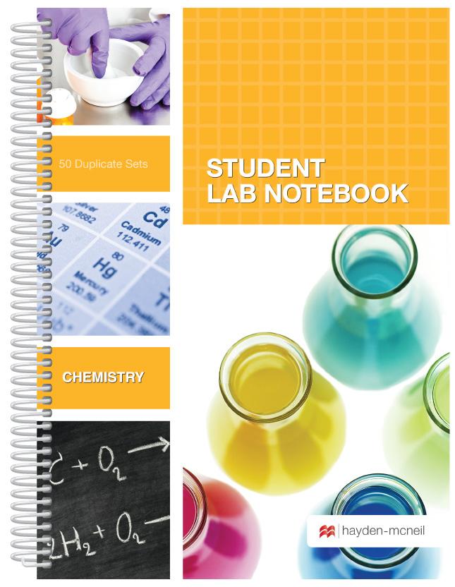 General chemistry lab Manual Hayden mcneil